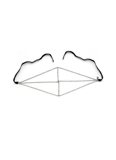 Bendis Design Lulu Taç Gümüş